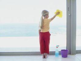 Las actividades para enseñar responsabilidad a los niños en edad preescolar