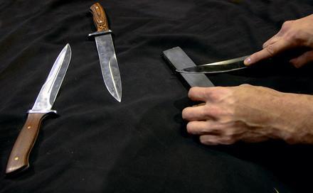 Pistola y cuchillo Shows en Georgia