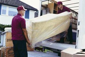 Herramientas para el traslado de muebles