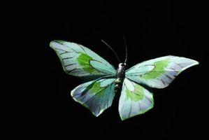 Ideas para las mariposas en una boda