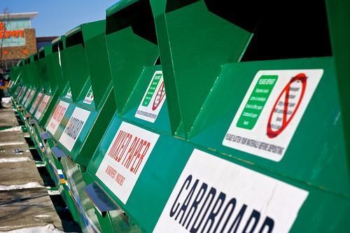 Tipos de papel que se pueden reciclar