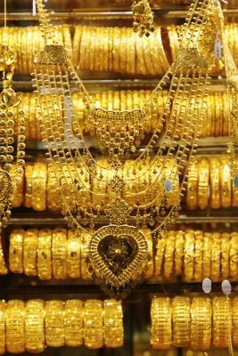 Las herramientas utilizadas para el oro