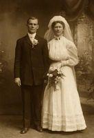 Ideas de la boda nostálgicos y decoraciones