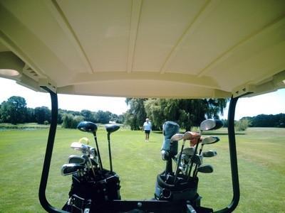 Ideas tema del golf para Retirement Decoraciones del partido
