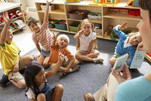 Ice Breakers para introducciones a las clases de Desarrollo Infantil