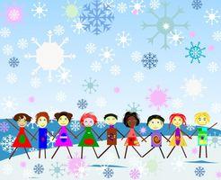 Juegos De Navidad Para Grupos Grandes De Ninos Cusiritati Com