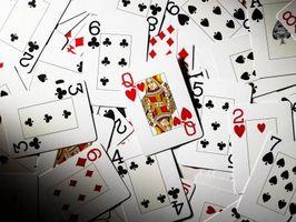 Instrucciones para el Juego de cartas Picas
