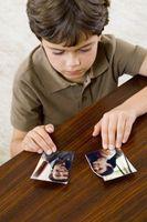 Cómo escribir una carta a los padres después de un divorcio