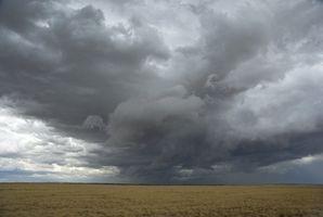 ¿Qué agentes se utilizan en la Siembra de Nubes?