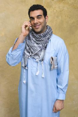 Cómo hacer bufandas SHEMAGH