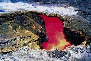 Los volcanes caseras para preescolar
