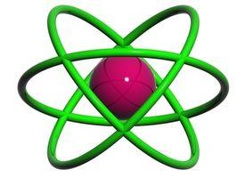 Cómo hacer un modelo de un átomo de azufre