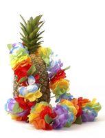 Cómo decorar una boda hawaiano-Style