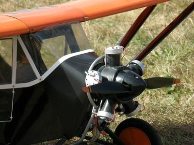 Cómo Fuel Proof un avión RC