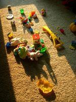 Cómo llegar a mis hijos a jugar con sus juguetes