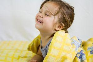 Cómo evitar que los niños caerse de la cama