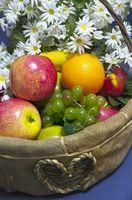 Ideas para cestas de regalo de encargo de la Alimentación