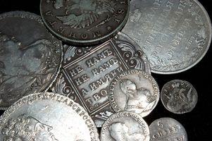 ¿Cómo exponer monedas