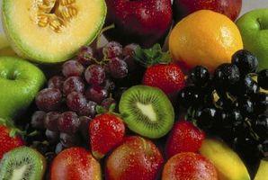 Hágalo usted mismo: Soporte de fruta para una boda
