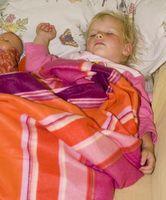Buenos hábitos de sueño de los niños