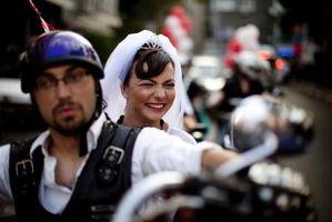Lugares para casarse en una Harley Davidson