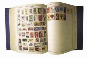 Lista de sellos valiosos para los coleccionistas