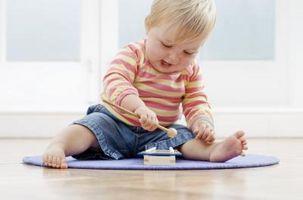 Edades y etapas de desarrollo para los niños