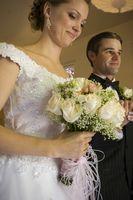 Instrucciones para hacer ramos de la boda
