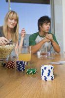 Ideas para el casino temático de cumpleaños Tortas