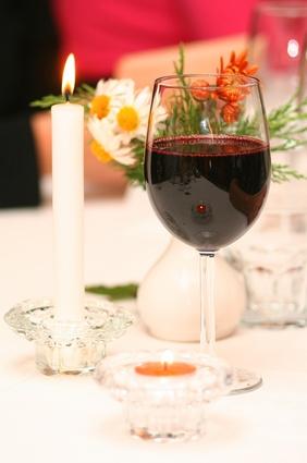 Ideas de decoración para cenas románticas en el Hogar