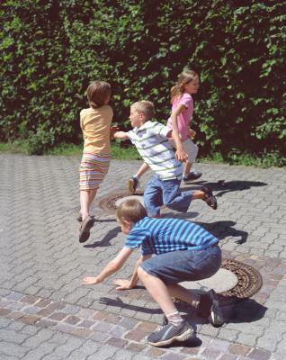 Los juegos más antiguos de la diversión