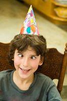 ¿Qué tipo de tema ¿Puedo utilizar para el 11 cumpleaños de mi hijo?