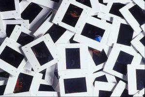 Cómo determinar la mejor manera de digitalizar sus antiguas diapositivas y negativos de 35 mm