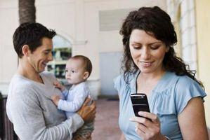 Efectos negativos de los padres que usan mensajes de texto a Converse