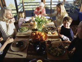 Cómo hacer hijastros se sientan bienvenidos en una reunión familiar