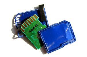 ¿Qué tipo de tarjeta de memoria no la Wii Uso?