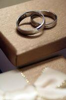 Reglas para los regalos de boda