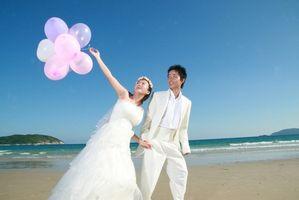 Ideas del tema de la boda romántica