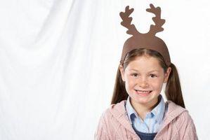 Juegos de renos de Santa Claus para niñas
