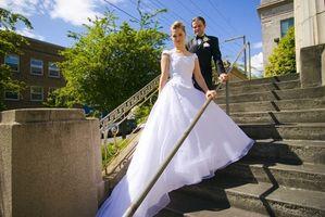 Cómo fotografiar una boda fuera