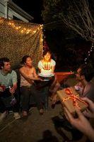 Ideas de la fiesta de cumpleaños para los Juegos, Tortas y Decoración