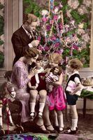 Victorian adornos de navidad de ganar