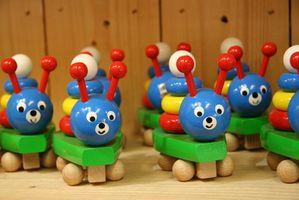 Derecho de importación de juguetes