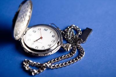 Cómo reparar un reloj de bolsillo Westclox