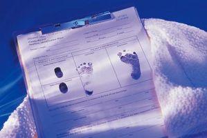 Cómo obtener una copia original de un certificado de nacimiento en Nueva York