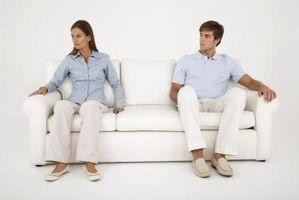 ¿Cómo deshacerse de un novio celoso