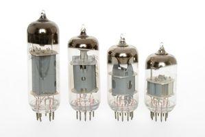 6AR8 Especificaciones de tubo de vacío