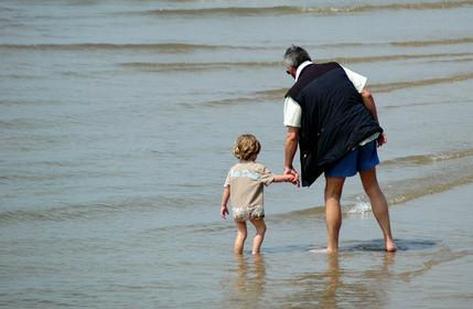 de los Derechos de visita en California padre