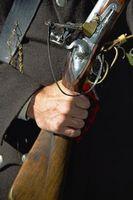 Cómo cargar y disparar un rifle de guerra civil