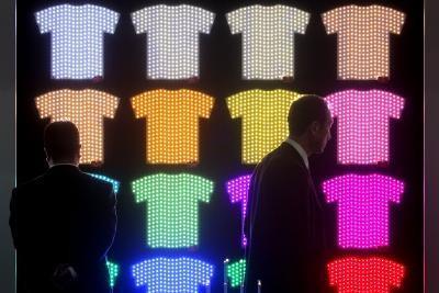 Cómo encender un LED a todo color